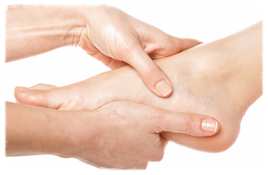 Foot reflexology is good for the sole!